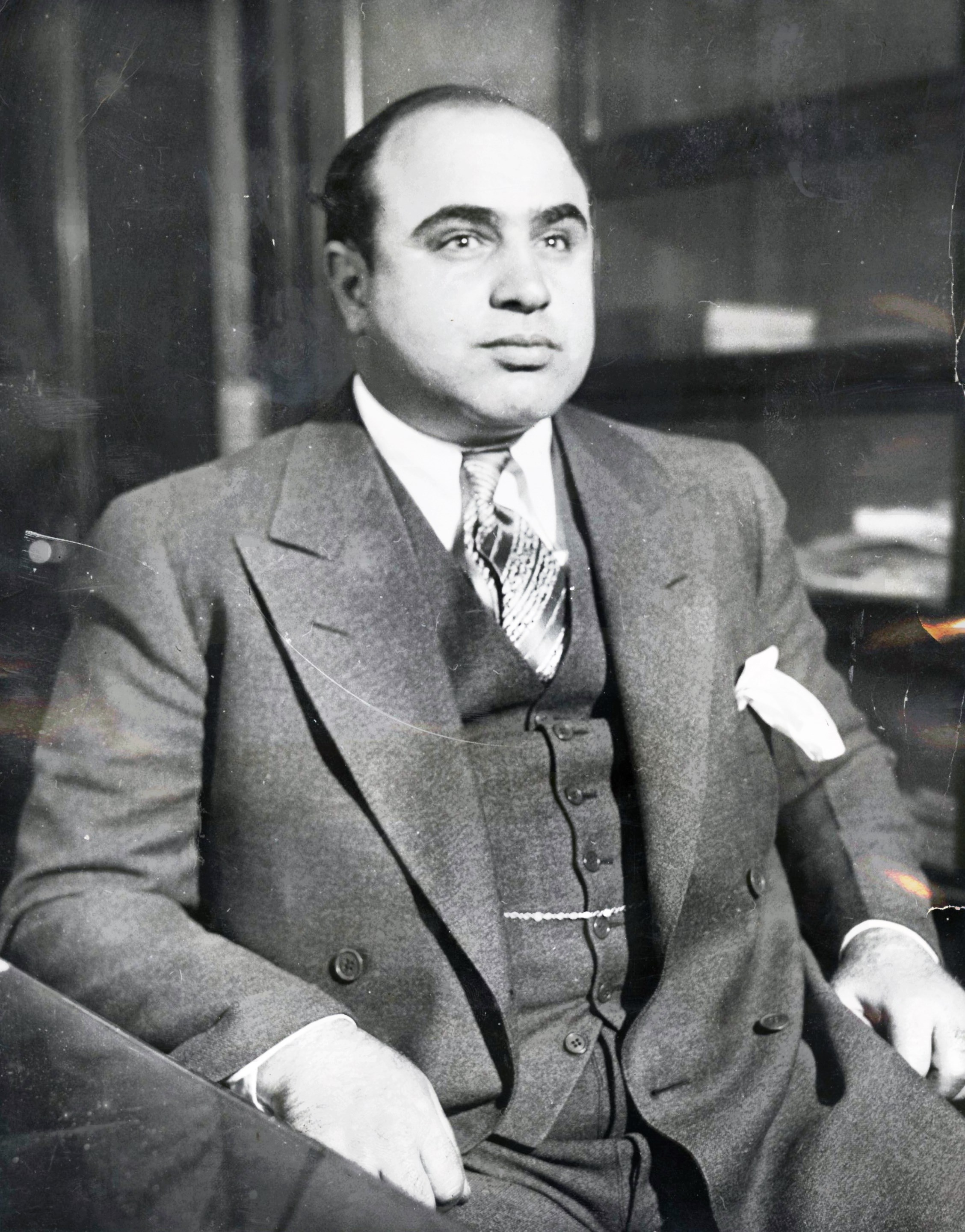 """a biography of al capone Al capone- crime boss  timeline biography from biography channel website 1891  how did al capone get his nickname """"scarface"""" 3."""