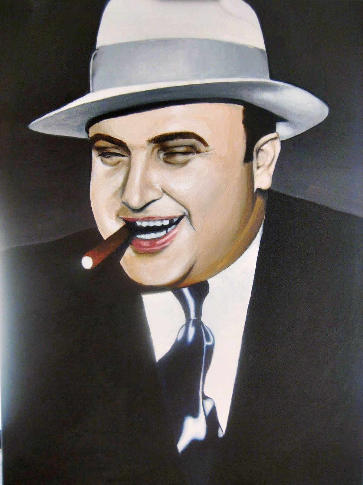 a biography of al capone the best known gangster Best known as al capone al capone the most infamously known mobster and gangster, alphonse capone better known as al capone prohibition and al capone.