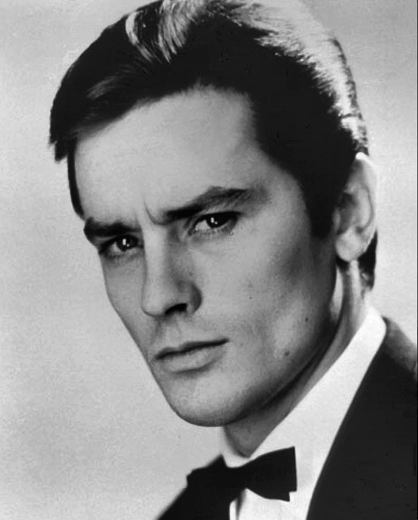 Classify this film icon: Alain Delon