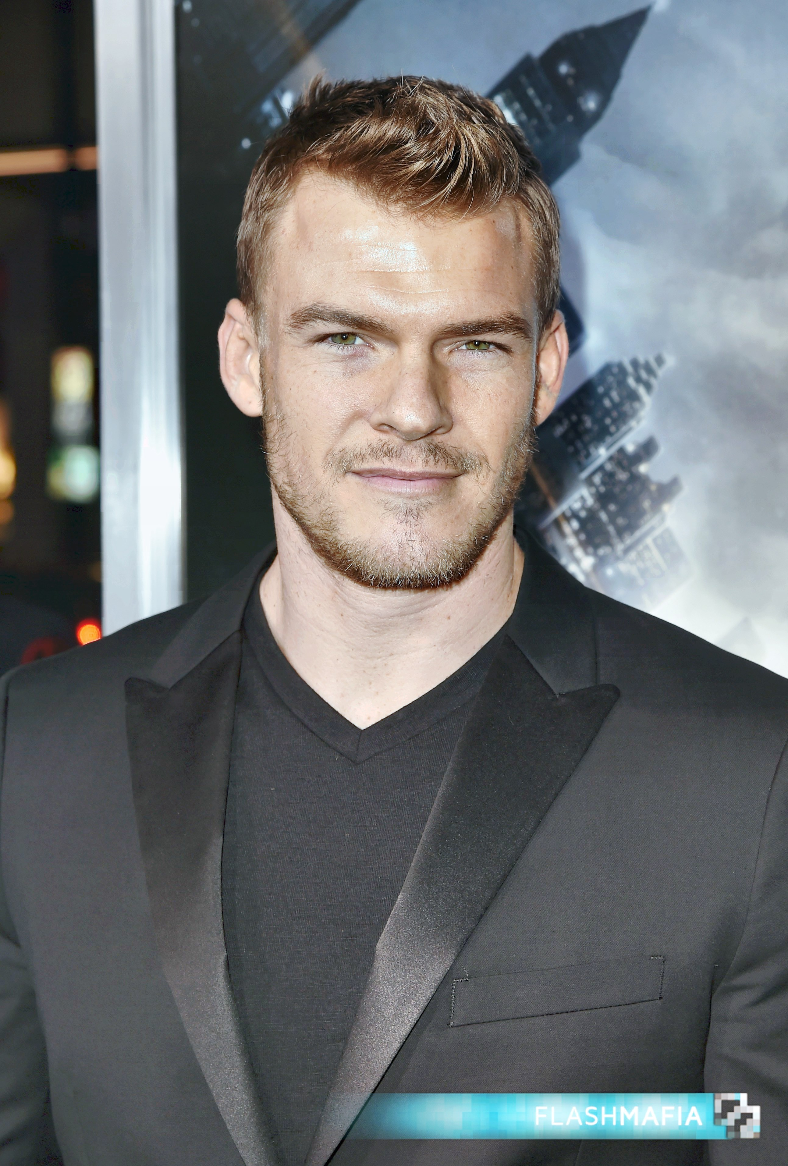 Alan Ritchson | Known people - famous people news and biographies