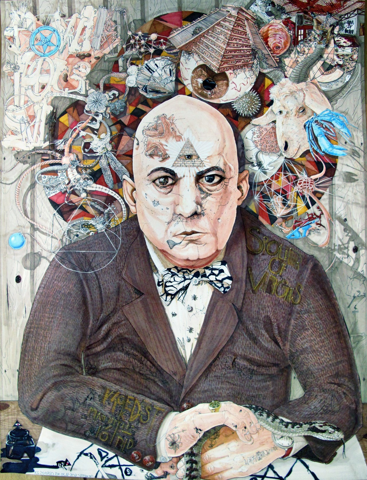aleister crowley little essays towards truth Listen little man revisited in the post truth era it th monkey press union of  opposites by iao text from aleister crowley s little essays towards truth  truth .