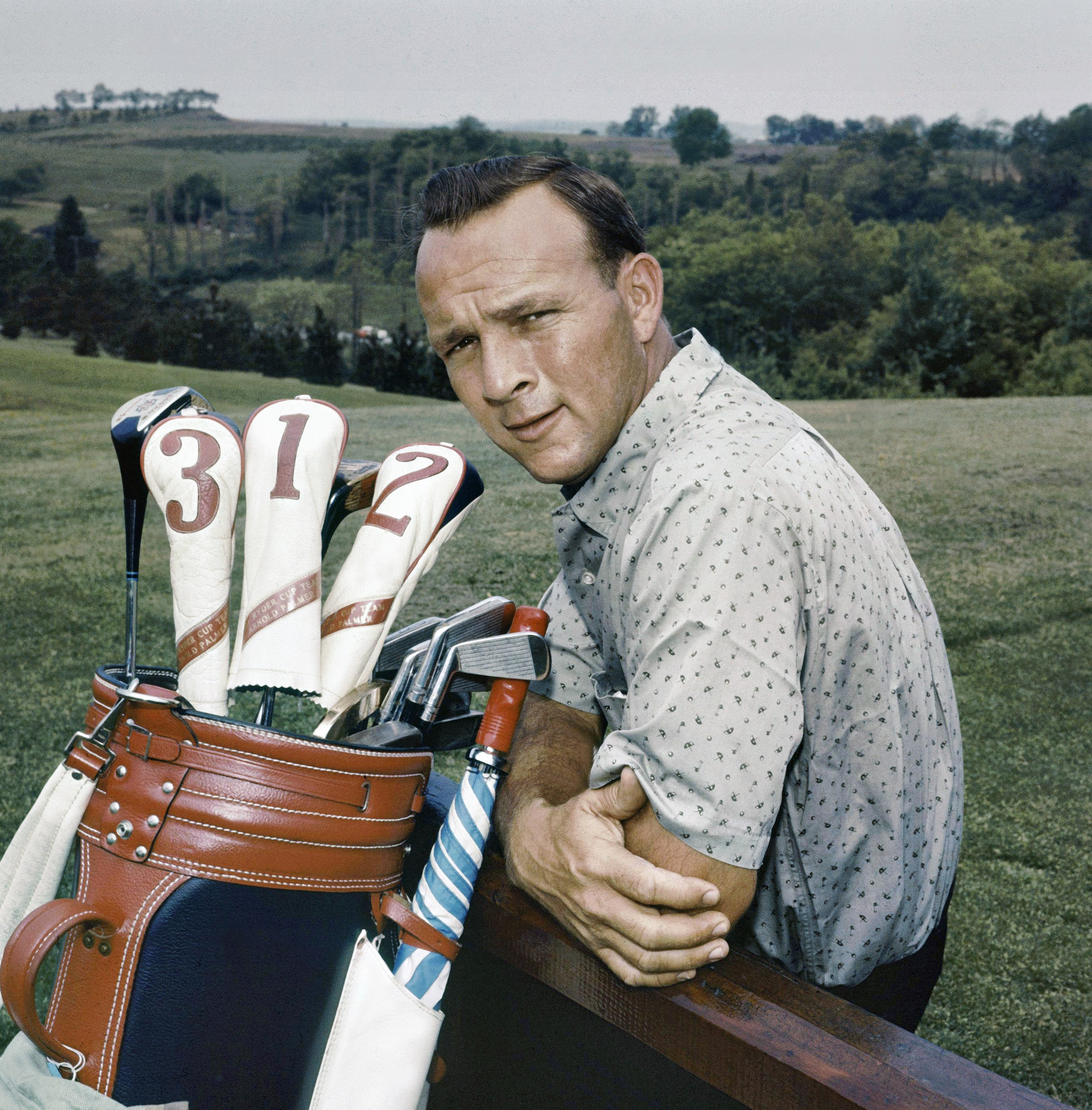 Arnold Palmer Known People Famous People News And
