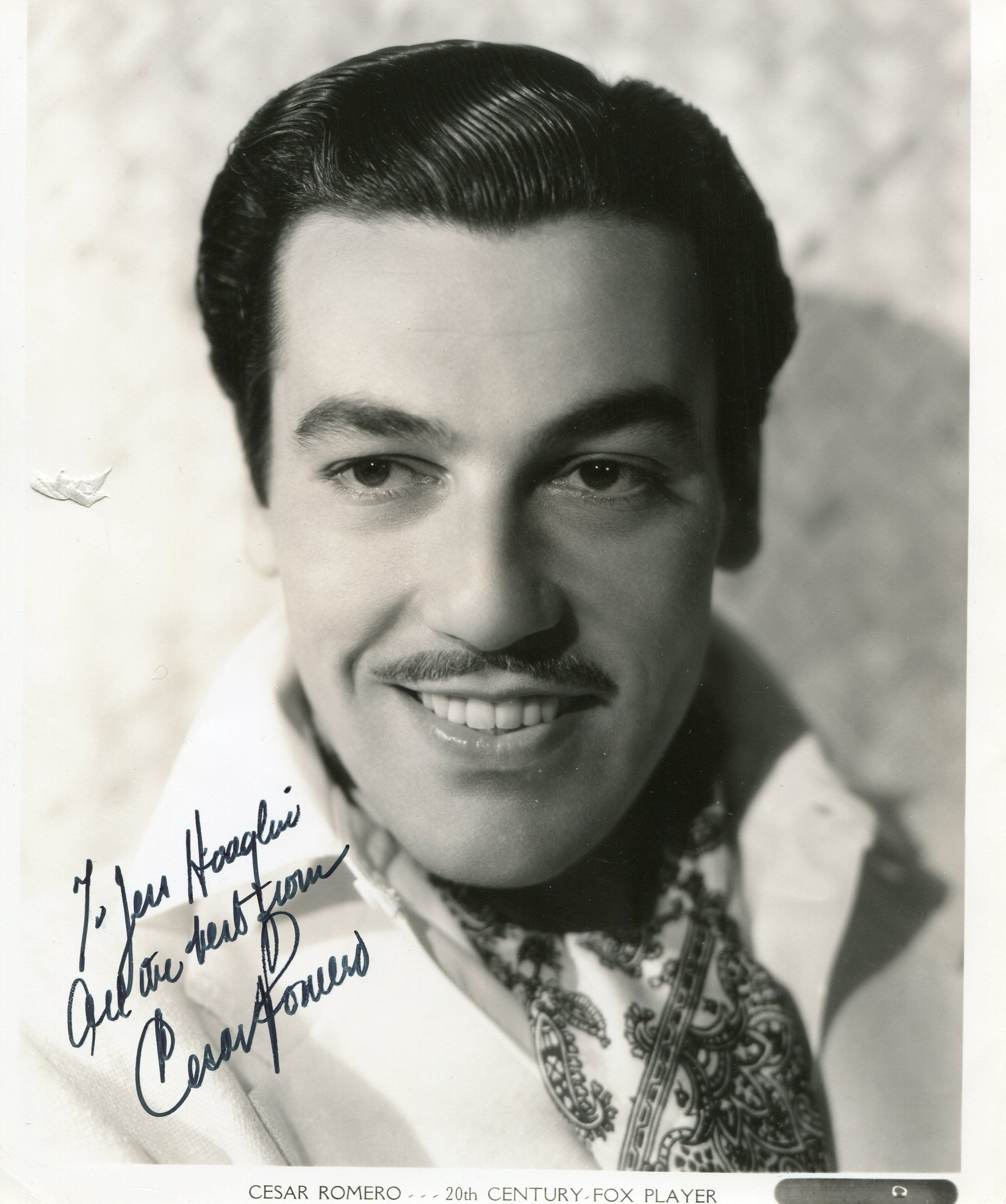 cesar romero youtube