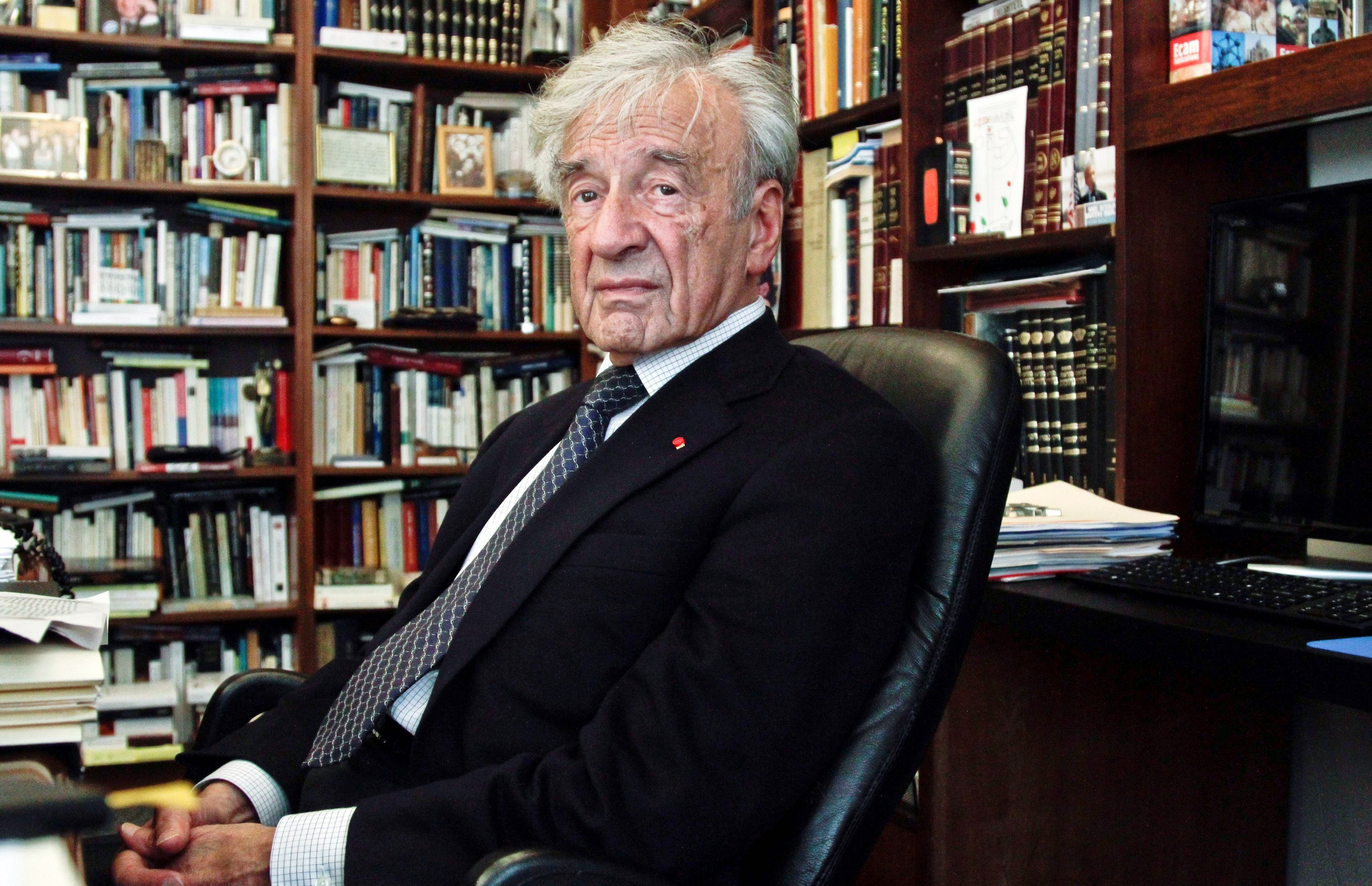 an analysis of night by ellie wiesel 'night' by mr elie wiesel, is a chronicle of his days spent in the auschwitz  concentration camp this book gives us an autobiographical account of the  horrors.