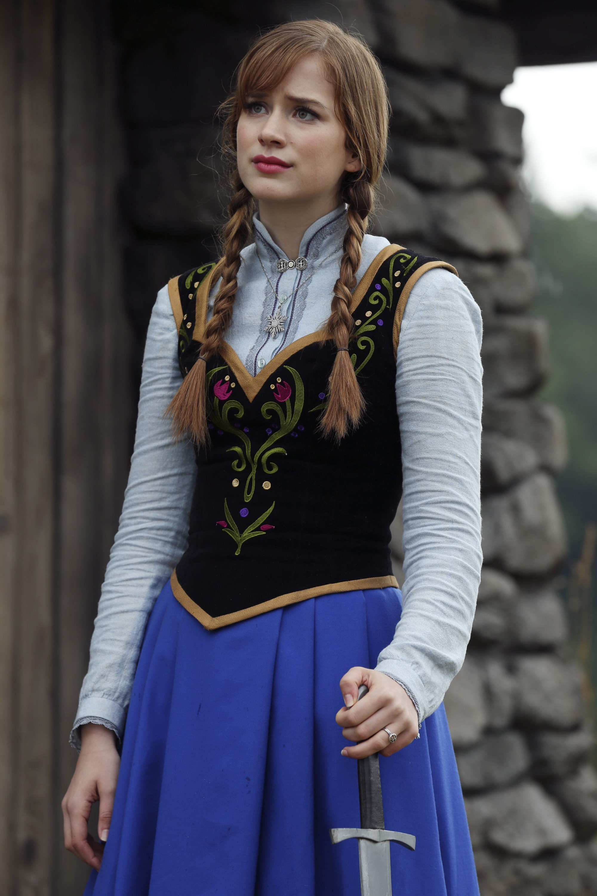 meet anna and elsa from once upon a time legendados