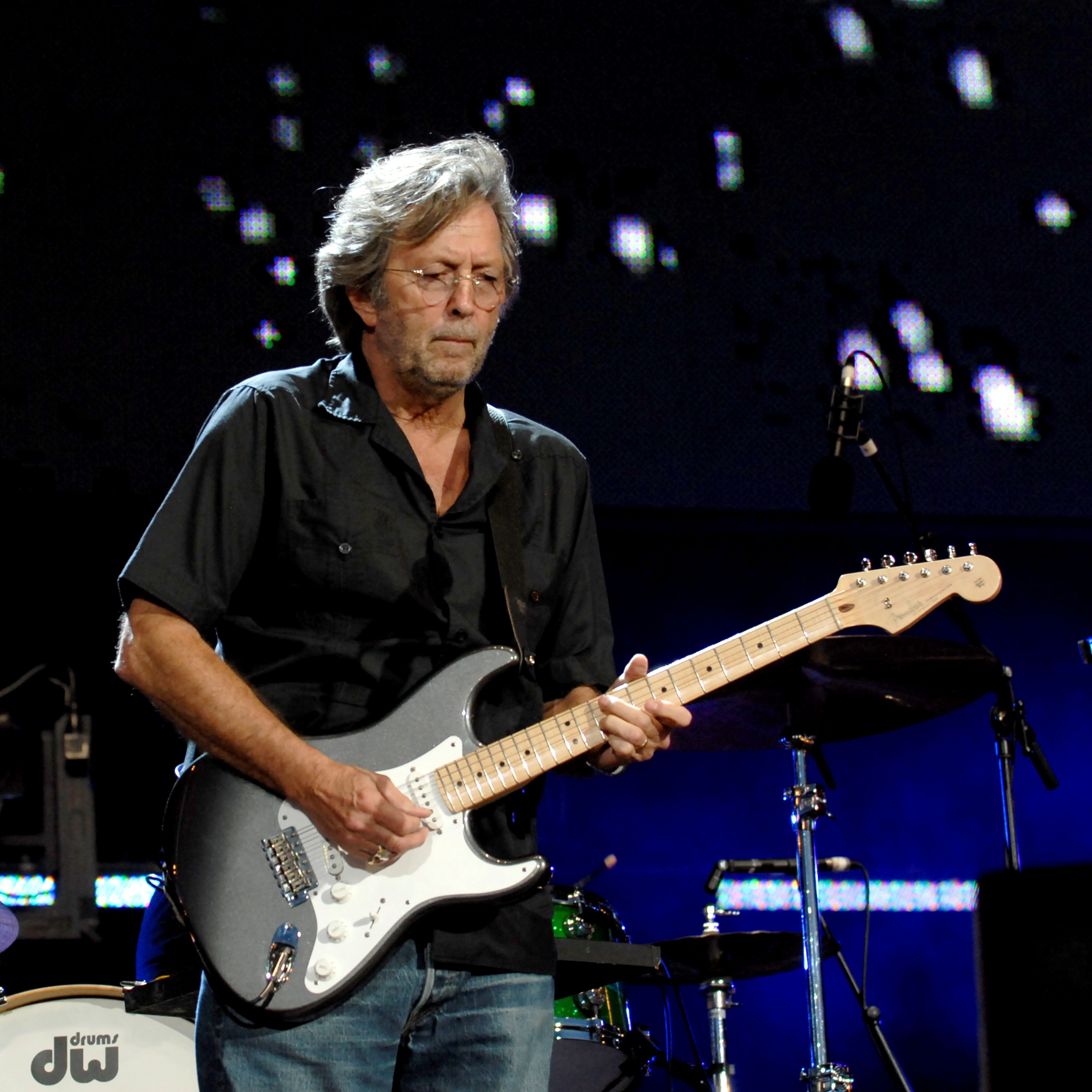 Cocaine Live Eric Clapton: Known People - Famous People News And