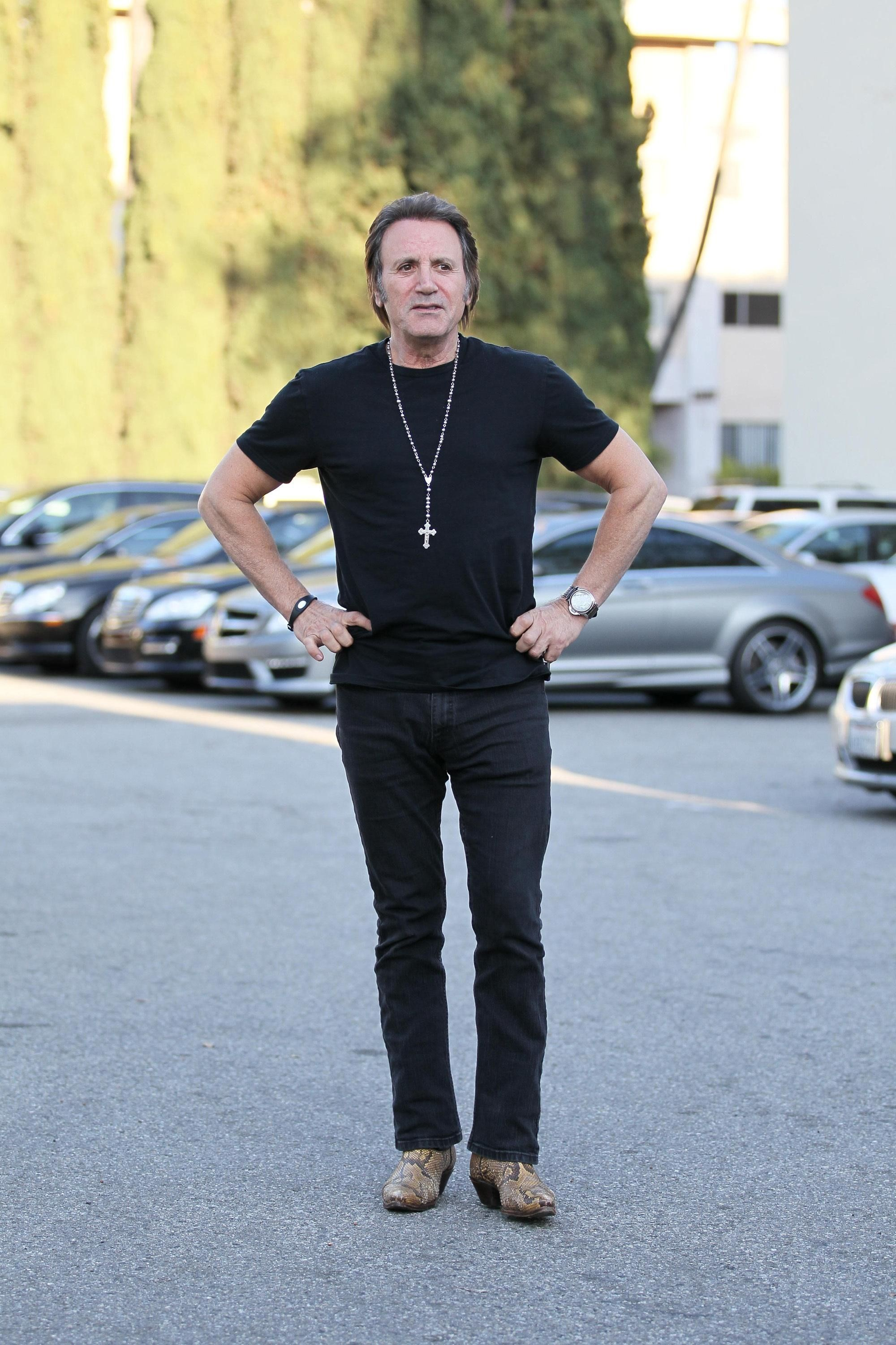 Frank Stallone Known People Famous People News And