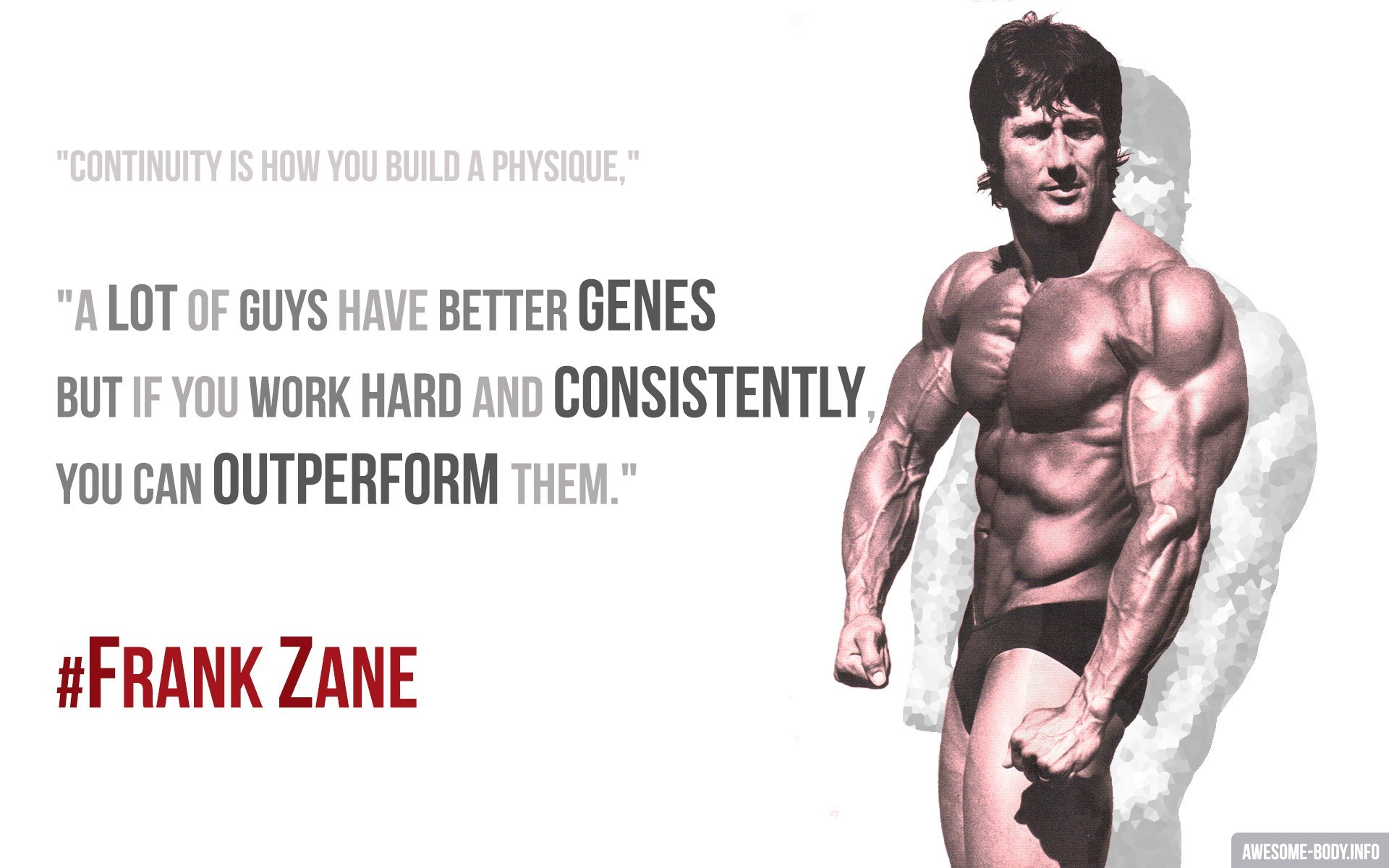 Frank Zane Known People Famous People News And Biographies