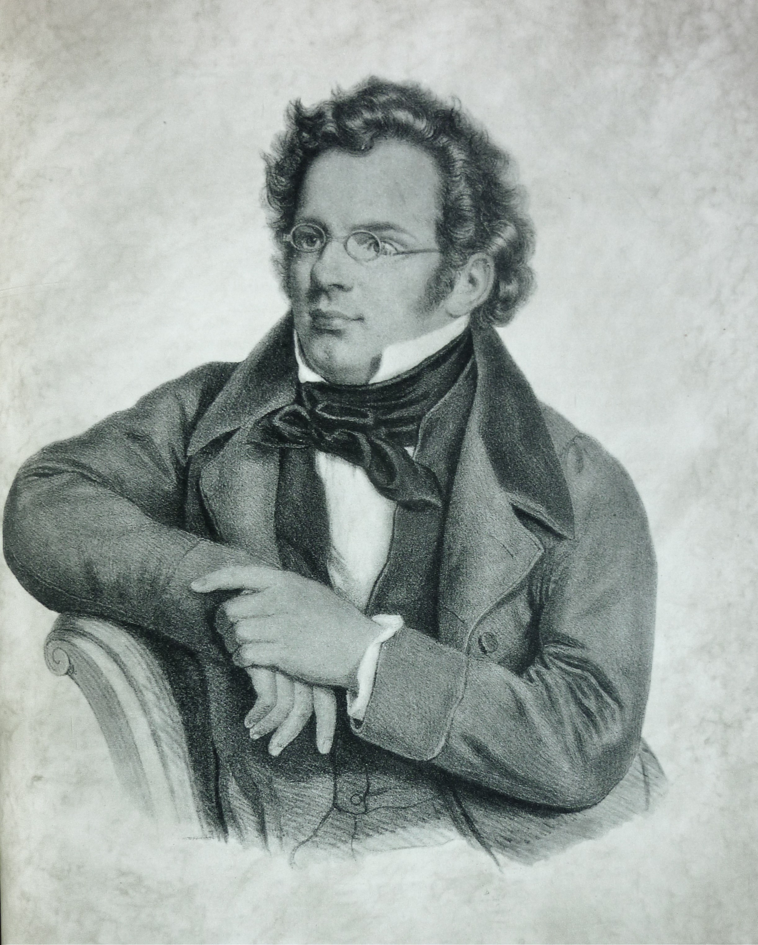 the life of franz schubert Of vocal compositions, we may cite 'der gondel fahrer,' and the quartett of the same name (for men's voices), both in different styles the quartett ranks amongst the most successful of schubert's compositions in this style, and after its first performance in private society at vienna was often sung .