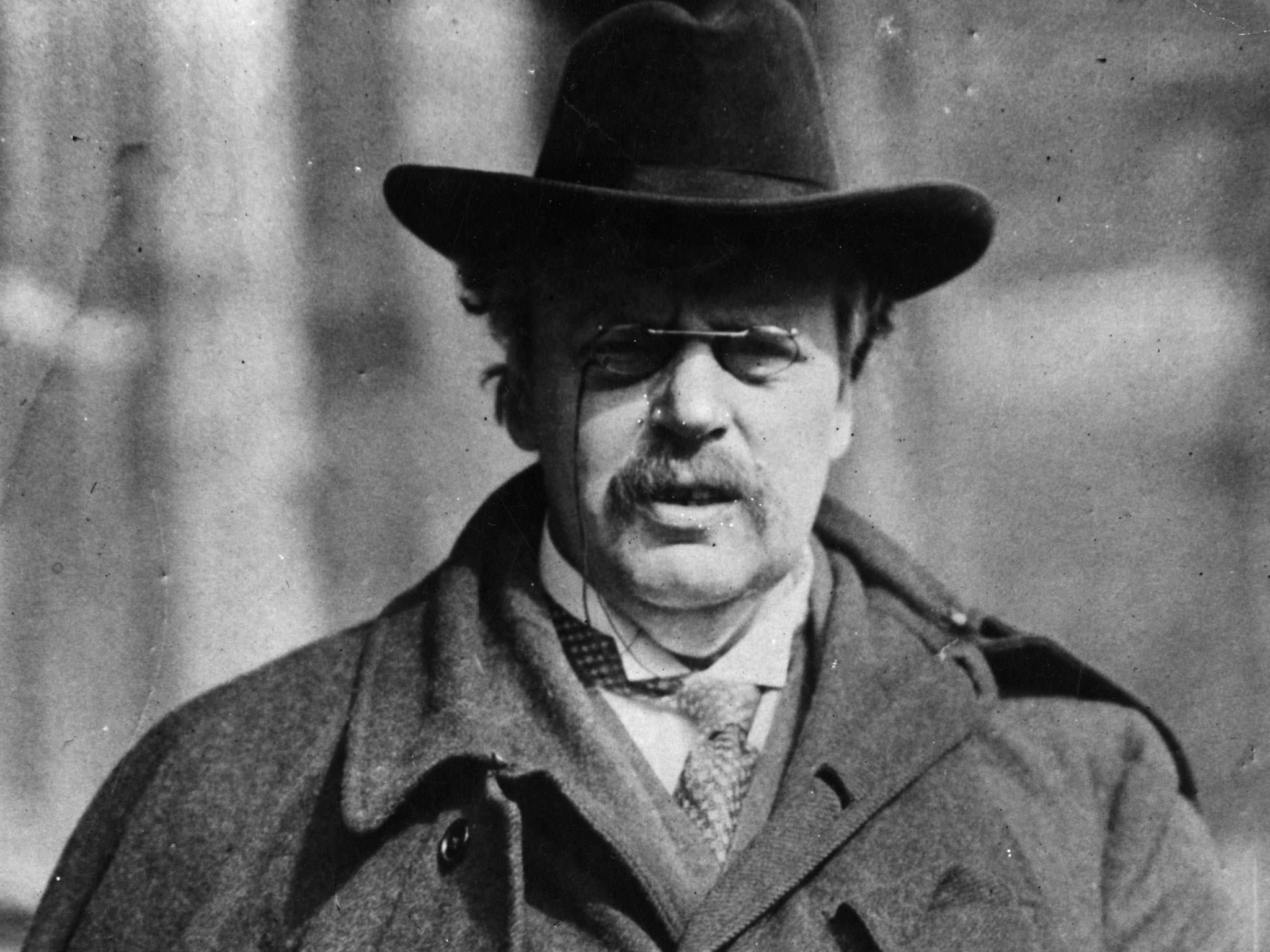 g k chesterton known people famous people news and biographies g k chesterton g k chesterton