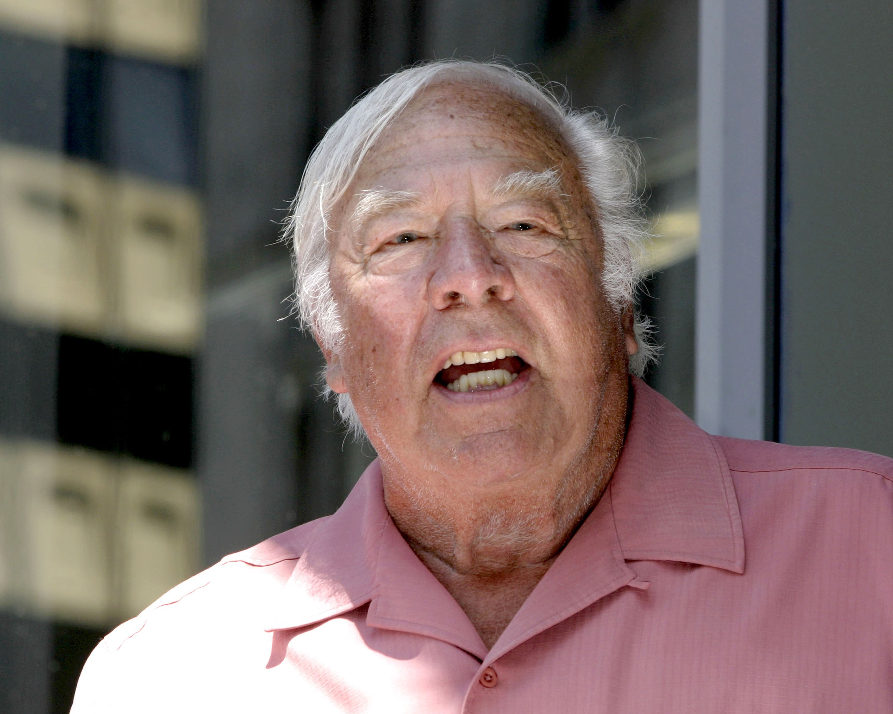 george kennedy death