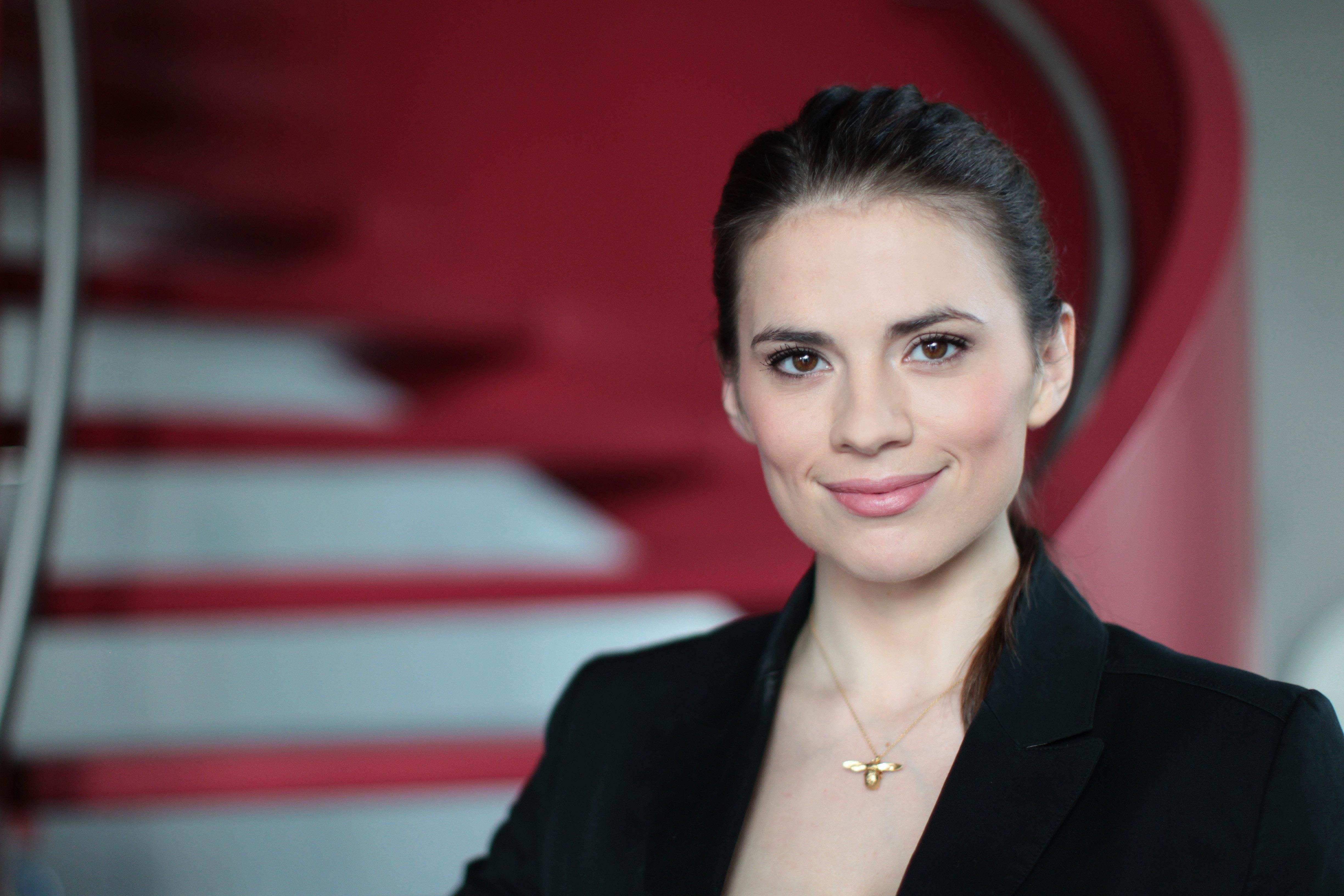 Hayley Atwell Hayley Atwell