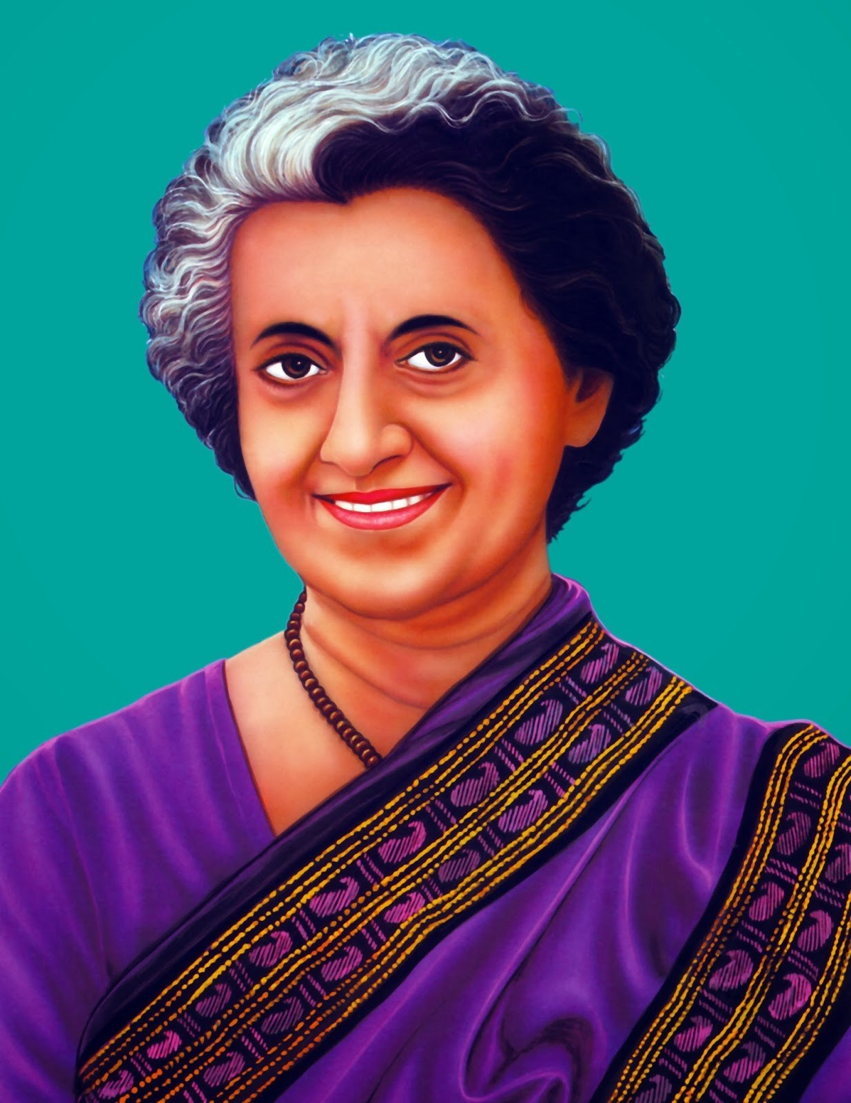 a biography of indira priyadarshini and his indian freedom struggles