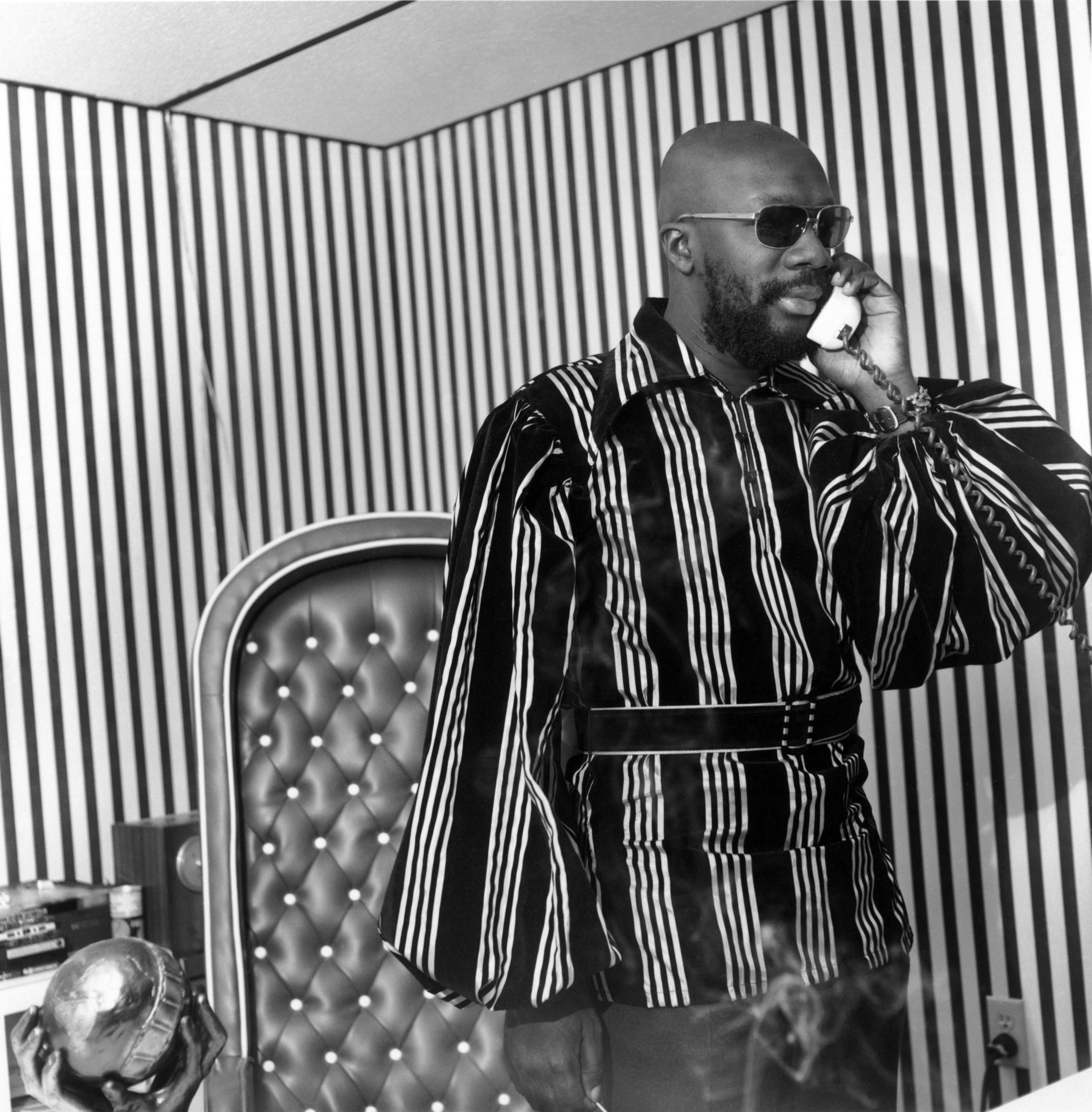 isaac hayes two cool guys