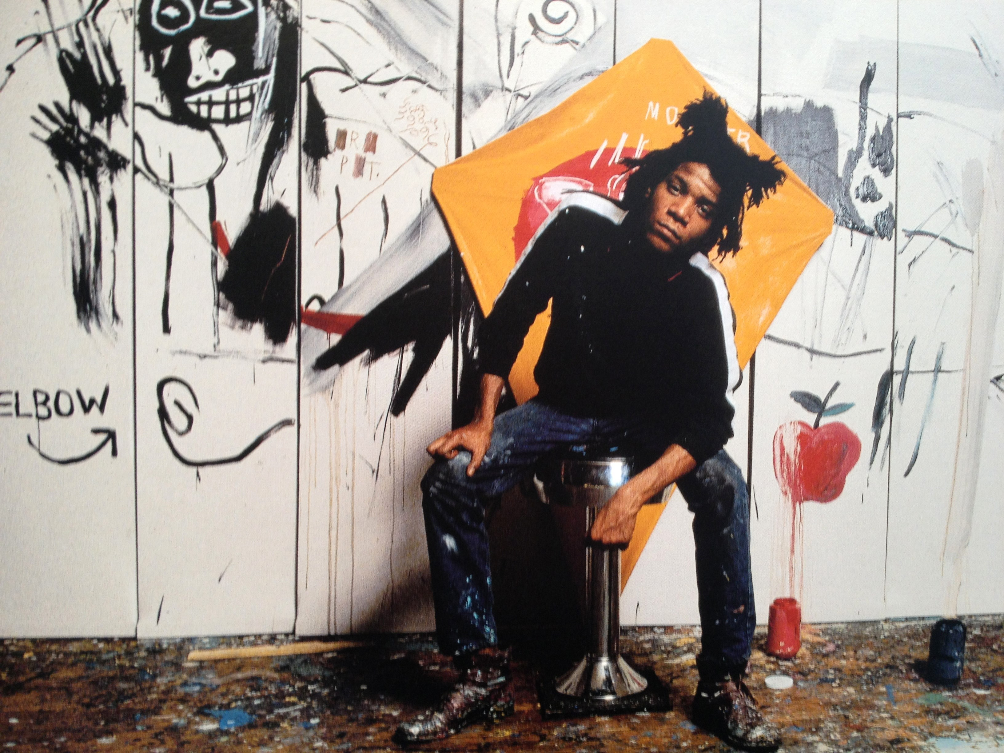 a biography of the painter jean basquiat Basquiat (film) topic basquiat is a 1996  from being a band mate in an industrial art noise band with painter jean-michel basquiat,  biography sigurjón.