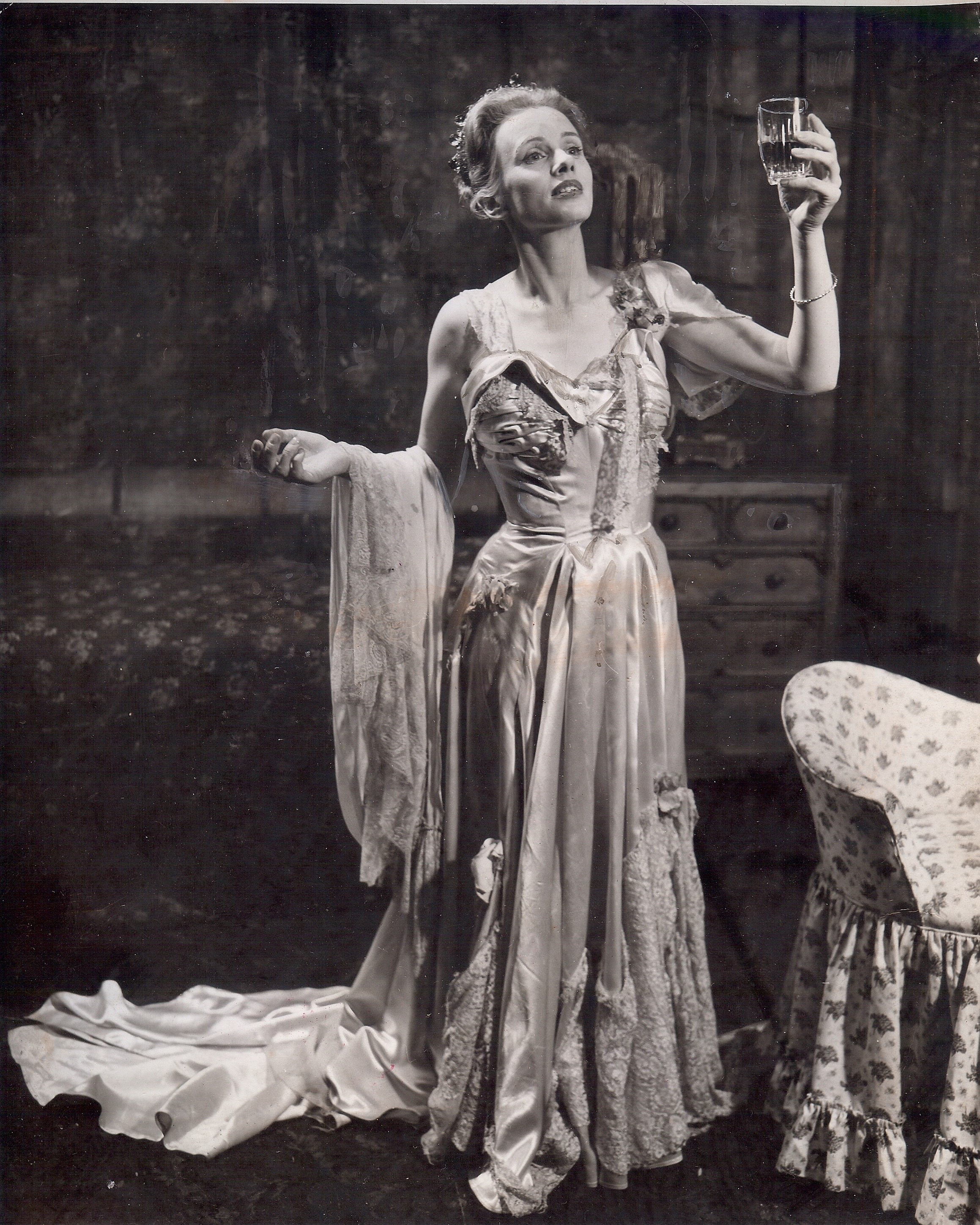 Analyze Blanche Dubois in A Streetcar Named Desire by Tennessee Williams.