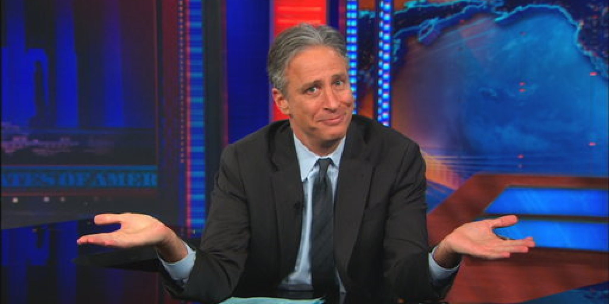 jon stewart an anylisis Political satire has achieved high popularity in the united states, heavily influencing american views the face of political satire today is undoubtedly jon.