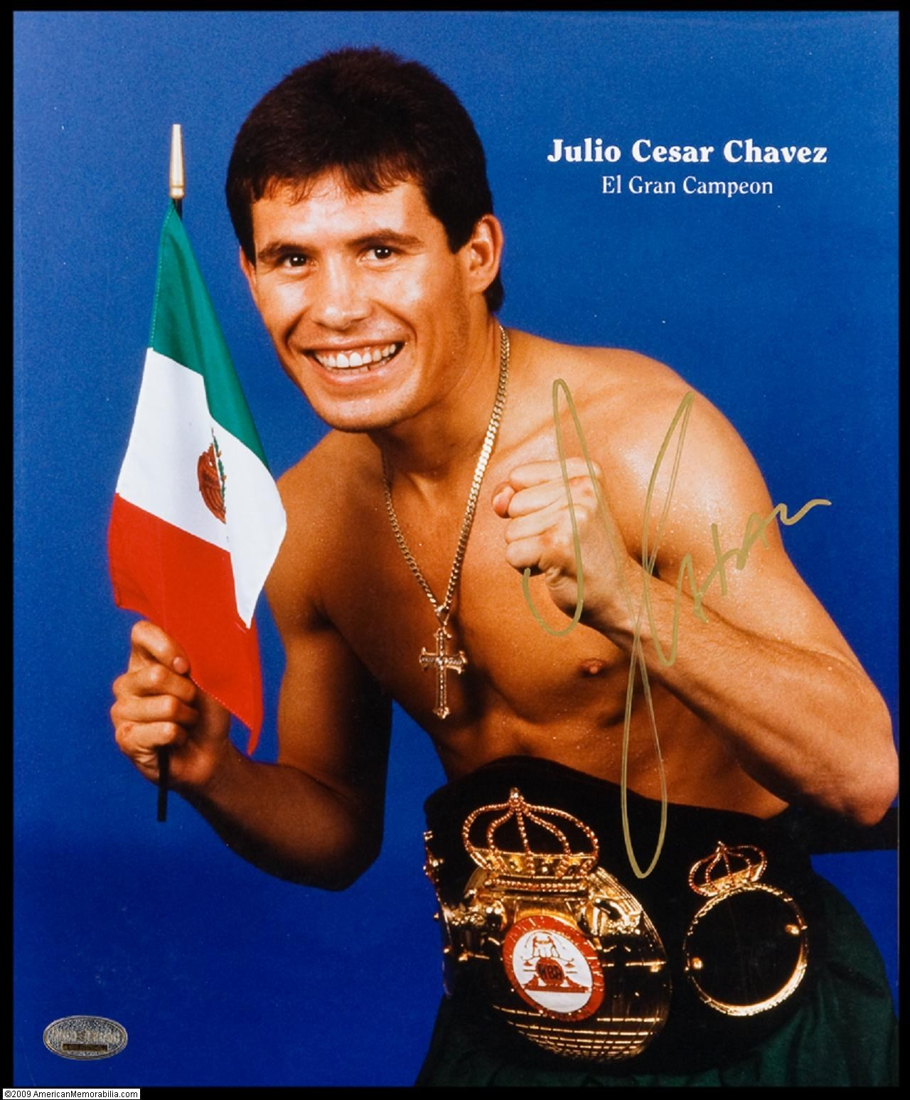 Julio Cesar Chavez | Known people - famous people news and ...