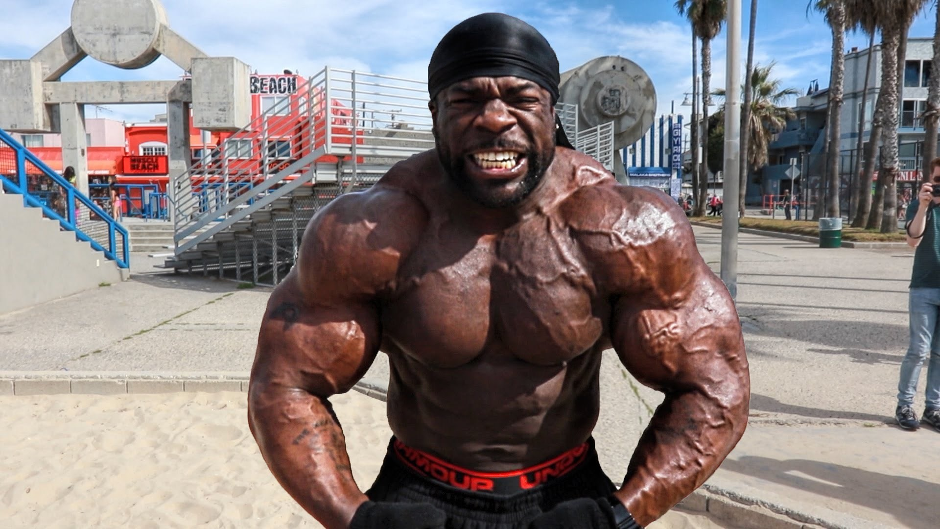 Kali Muscle | Known people - famous people news and