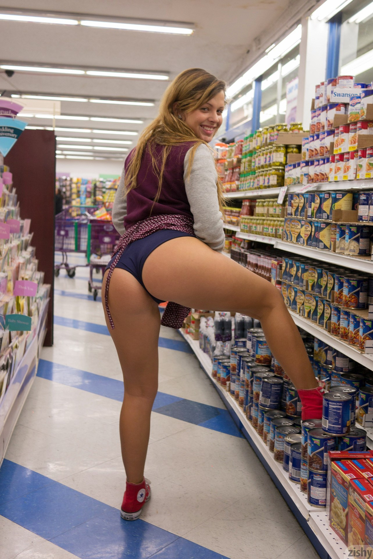 Teen Sex In Walmart 30