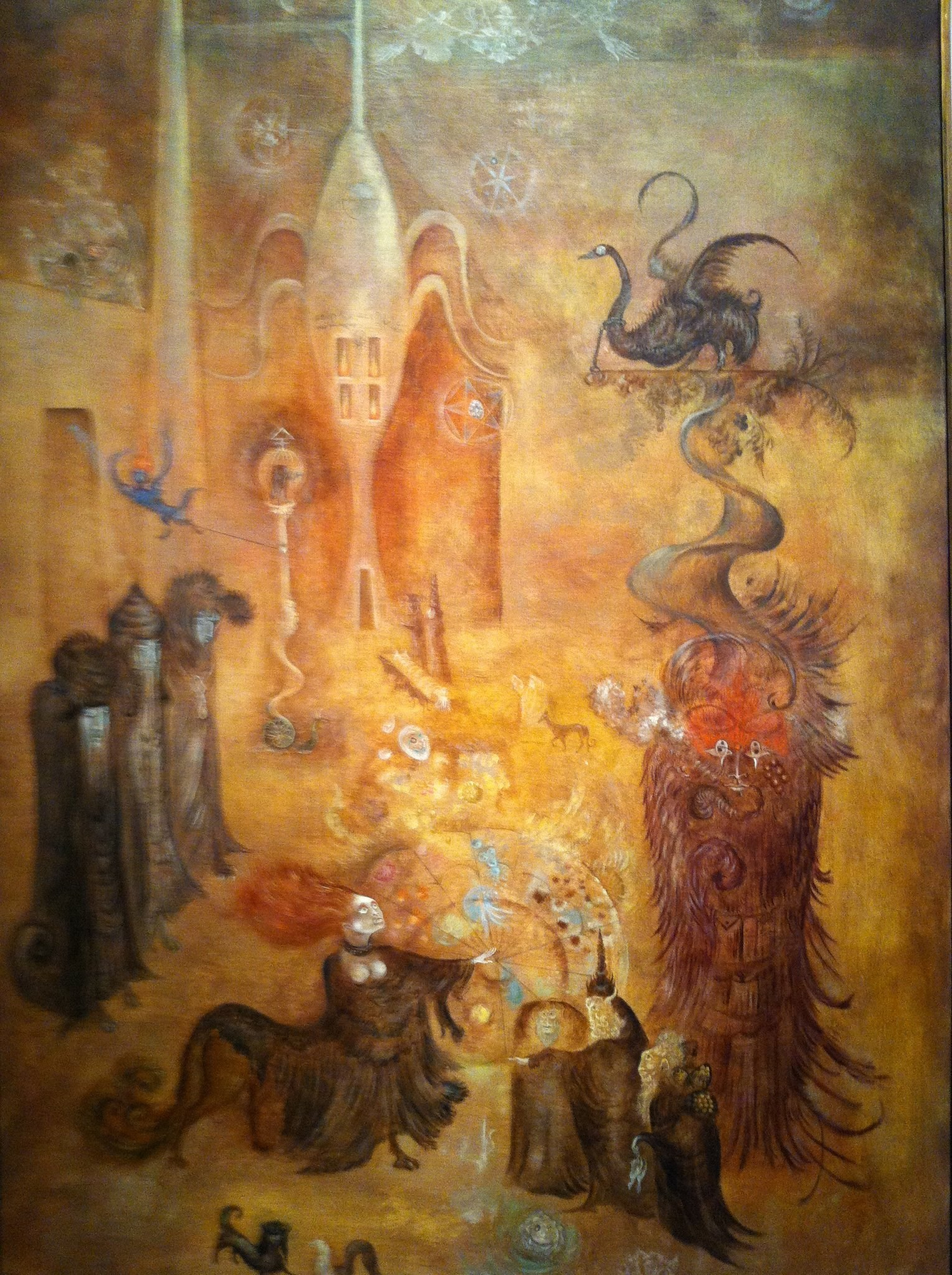 Leonora Carrington Known People Famous People News And