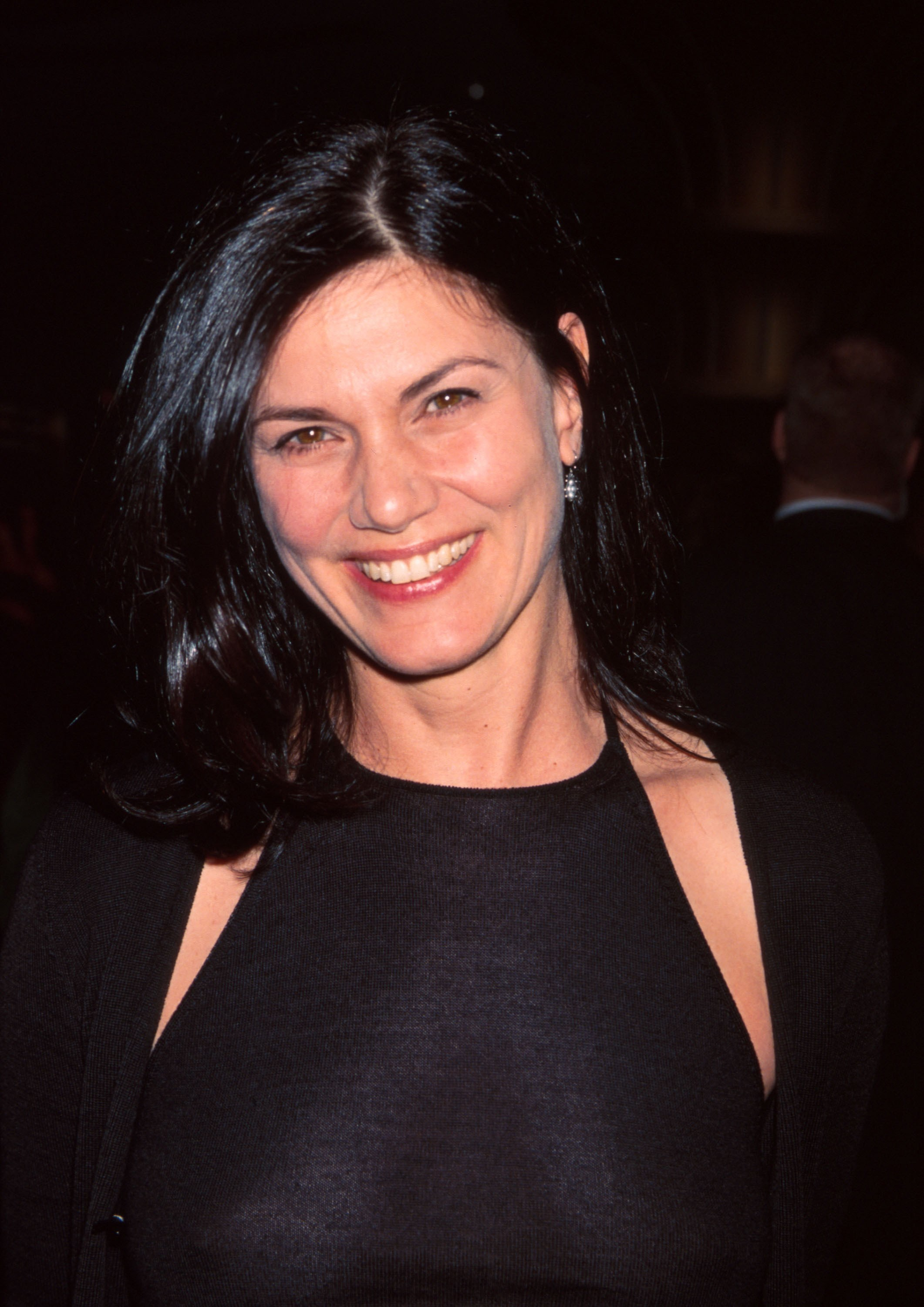 Linda Fiorentin... David Gallagher Young