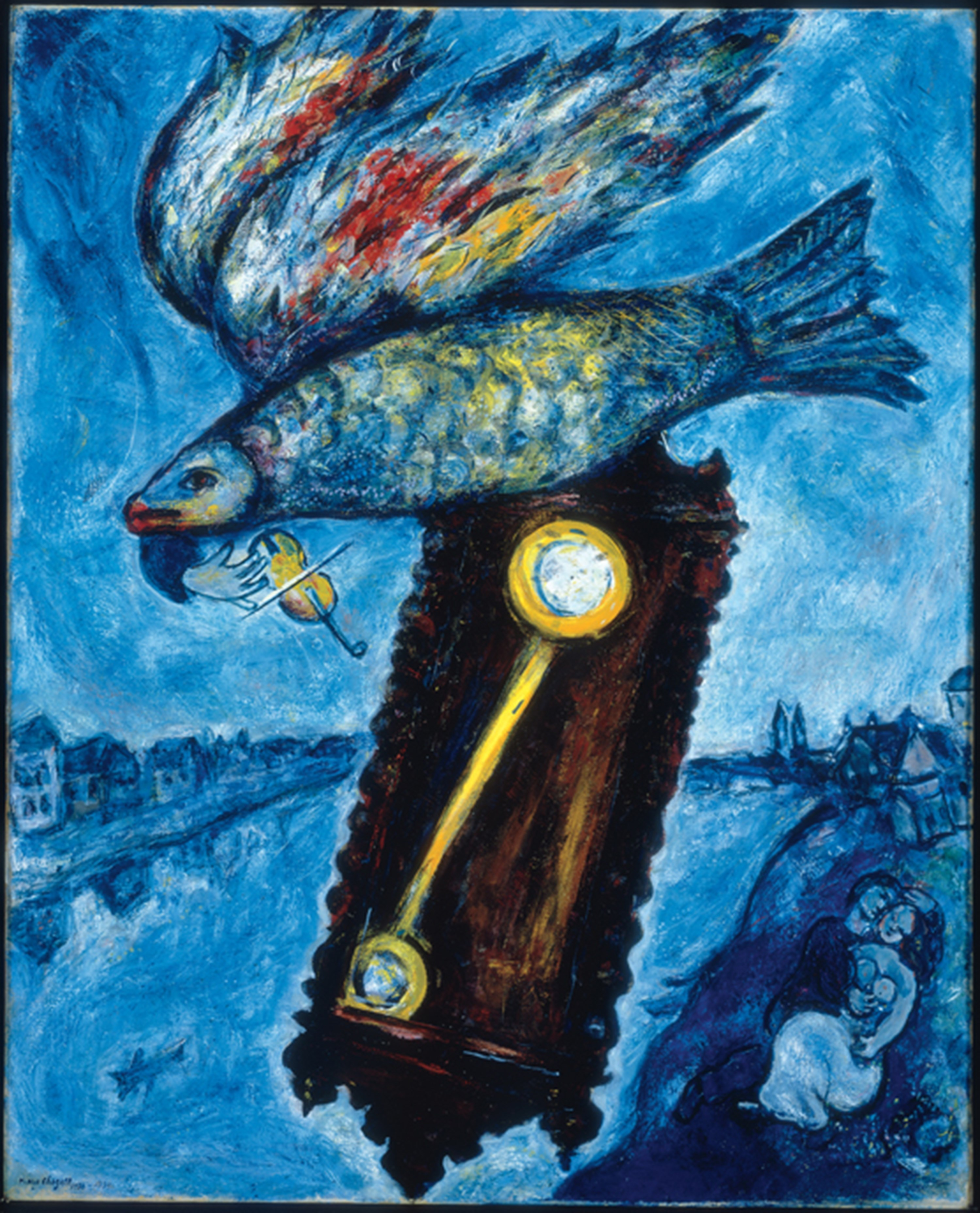 The Illuminated Showman: Marc Chagall and the Circus |Marc Chagall