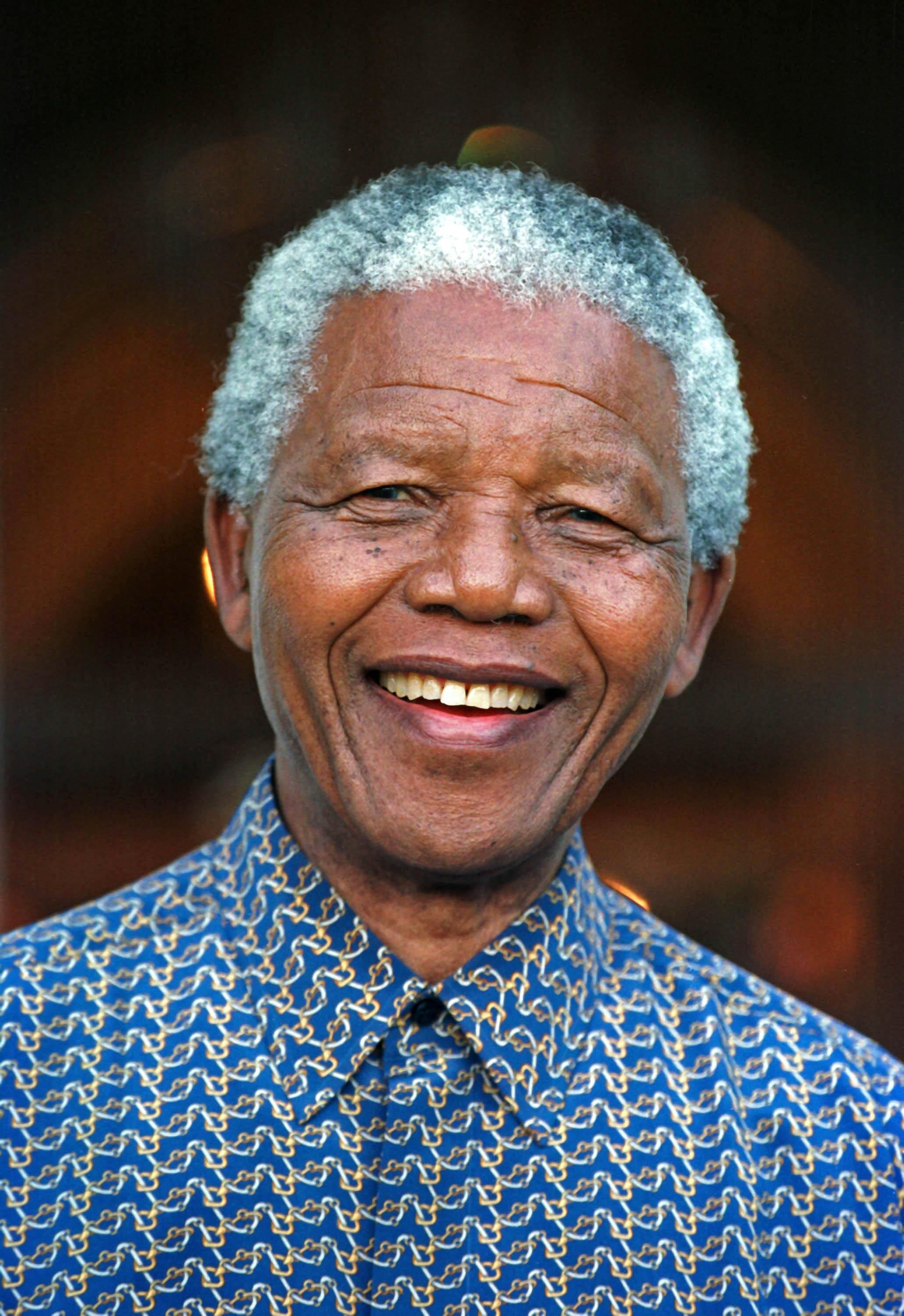 neslon mandela leadership Nelson mandela was the president of south africa from 1994-1999 he was the first black president of south africa, and the first president to be elected in a fully representative election.