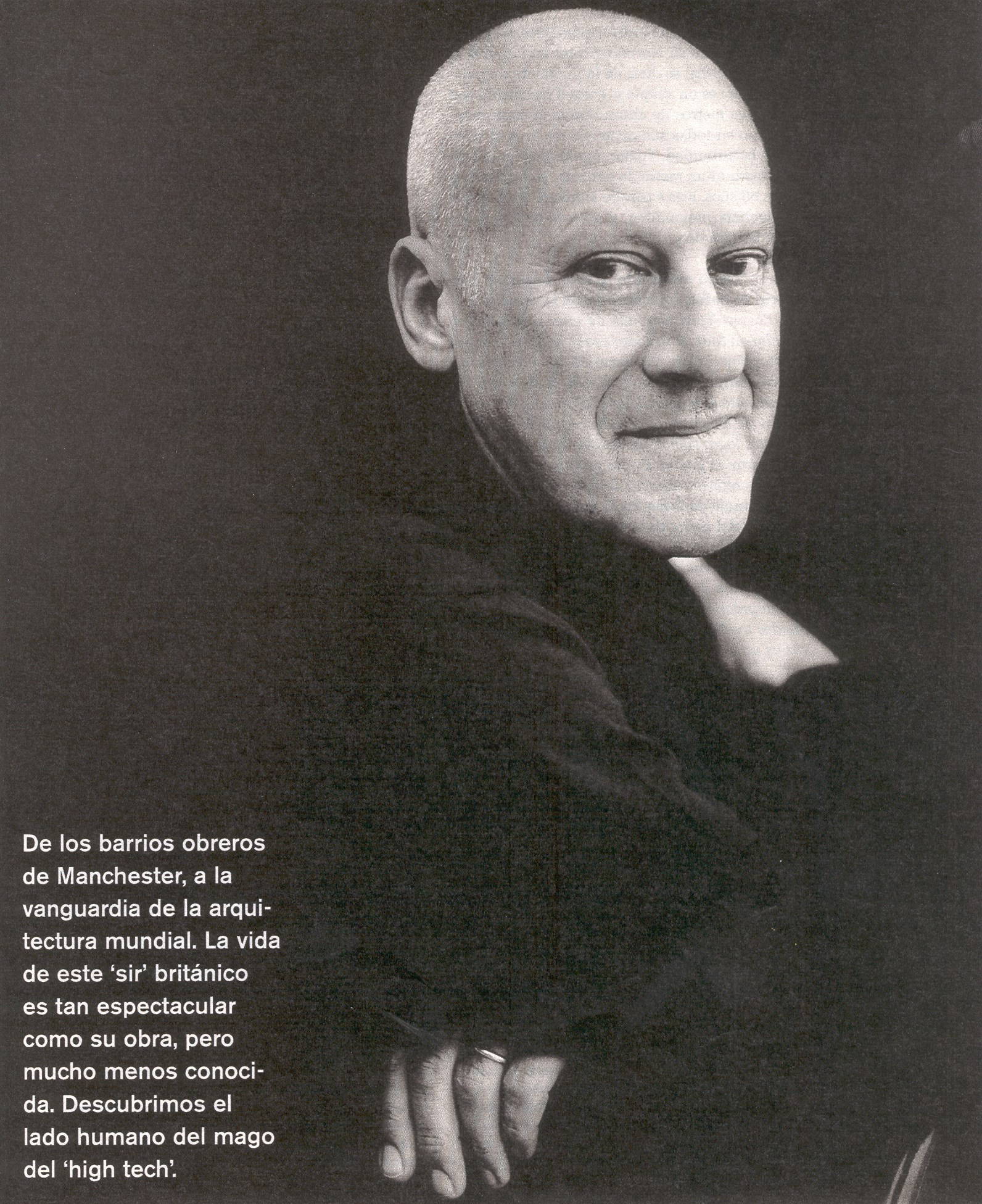 norman foster known people famous people news and biographies. Black Bedroom Furniture Sets. Home Design Ideas